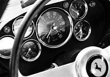 FERRARI 250 GTO COCKPIT VINTAGE  20 X 30 LARGE POSTER  VINTAGE CAR POSTER