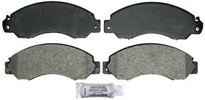 Disc Brake Pad Set fits 1994-2010 UD 1200,1400 1300  ACDELCO PROFESSIONAL BRAKES