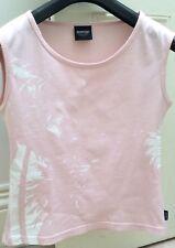 Ladies Morrissey Pale Pink T-shirt Size 0