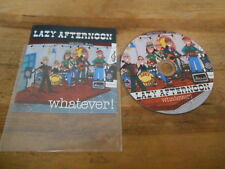 CD ROCK Lazy Afternoon-whatever! (13) canzone artache Rec