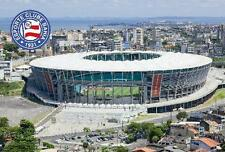 Stadium Arena Fonte Nova estadio (Esporte Clube Bahia,Brasil ) postcard