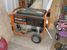 GENERAC GP5500 5500/6875 Generator Excellent Condition