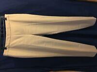 Women's Chaus New York Tan Dress Pants Size 12