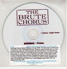 (GU160) The Brute Chorus, Birdman - 2011 DJ CD