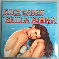 Vinile LP 33 giri- Alex Cabrio - Bella Bimba - Sandrinita 1992  vol.6 - SAN11692
