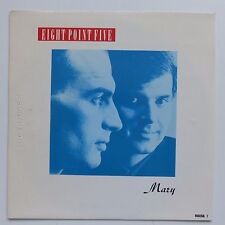 EIGHT POINT FIVE Mary 650356 7   Discotheque RTL