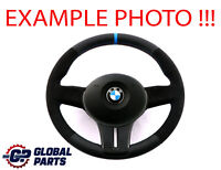 BMW Z4 Series E85 E86 NEW Black Leather / Alcantara M-Sport Look Steering Wheel