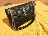 100% Authentic NEW YSL Saint Laurent Lou Lou puffer handbag SMALL