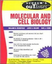Molecular and Cell Biology by Jaime S. Colom?; Raul J. Cano; William Stansfield