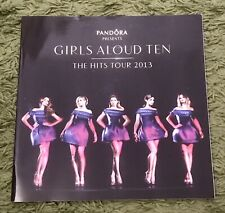 More details for girls aloud tour ten the hits programme