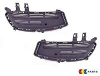 NEW GENUINE MERCEDES BENZ MB A W176 AMG FRONT BUMPER LOWER INNER GRILLE PAIR