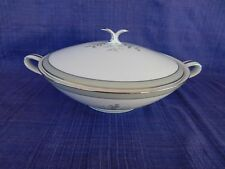 Noritake Lucille COVERED ROUND VEGETABLE BOWL - have more items to set