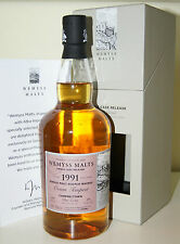 "Glen Scotia 24y "" Ocean Tempest "" ( for Germany ) 1991 46% Wemyss  293 Flaschen"