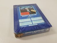"Barry Manilow 8-Track Tape! (Live) ""A Very Strange Medley"" Rare Sealed. NOS"