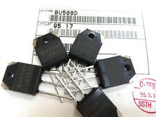 25 Pieces   BU508D NPN Silicon Power Transistor 8Amp, 1500V, 125Wa