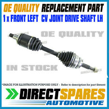 Toyota Celica ST162R 2.0L MANUAL COUPE 1985-10/89 CV Joint Drive Shaft LEFT LH