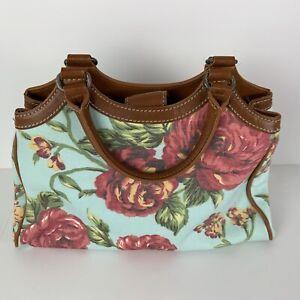 Fossil Classic #75082 Floral Purse / Handbag