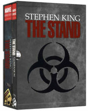 THE STAND Omnibus & Companion HC Stephen King Sealed *NM* 2 Vol Slipcase $150cvr