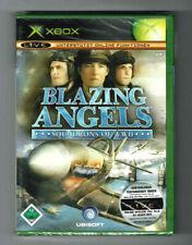 Blazing Angels - Squadrons Of WWII (Microsoft Xbox, 2006, DVD-Box) Spiel - Neu