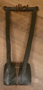 Ethiopian Wall Hanging Decor Kirar traditional Musical Instruments Ethiopia