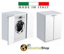 Mobile Coprilavatrice In Legno.Mobili Lavatrice Acquisti Online Su Ebay