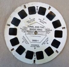 Vintage Viewmaster - Ideal Single Reel 3082-1 Disney Ariel and the Magic Ring