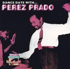PEREZ PRADO - CD - DANCE DATE WITH...