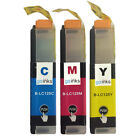 3 C/M/Y XL Ink Cartridges for Brother MFC-J4410DW, MFC-J4610DW