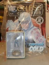 Dc Comics Eaglemoss Captain Cold Dc Chess Piece #42 and Mag!