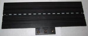 "Aurora Vibrator 9"" Terminal Straight Track"