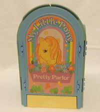 My Little Pony Pretty Parlor MLP With Accessories Vintage 1980's
