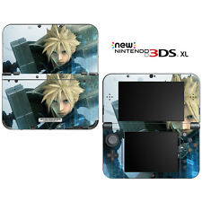 FF Cloud for New Nintendo 3DS XL Skin Decal Cover