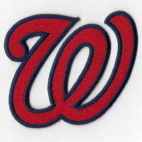 Washington Nationals I iron on patch embroidered patches applique