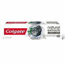 Colgate Charcoal White Toothpaste Teeth Whitening Activated 75ml X 3