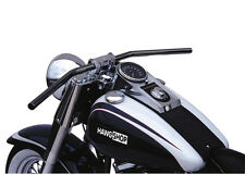 Lucas Lenker Dragbar long schwarz mit ABE für Suzuki VL 125 Intruder