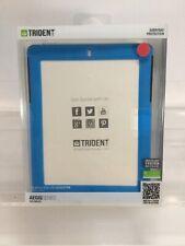 NEW Case iPad 4th Generation, New iPad & iPad 2, Trident Kraken AMS Series Blue