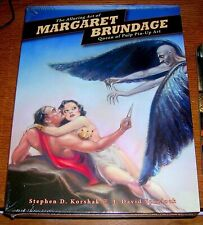 THE ALLURING ART OF MARGARET BRUNDAGE QUEEN OF PIN-UP ART DELUXE OP HP LOVECRAFT