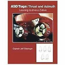 Book - ASD Tugs: Learning to Drive a Z-drive by Jeffery Slesinger
