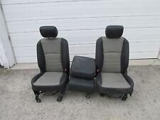 2002-2009 DODGE 2500 FRONT VINYL SEATS