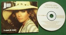 Jennifer Lopez J Lo I'm Gonna Be Alright Enhanced CD Single