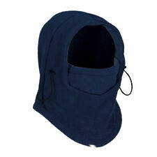 6in-1 Thermal Fleece Ski Face Mask Balaclava Hood Neck Warmer Snow Wind Stopper