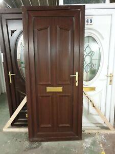 Upvc Front Door 870mm X 2045mm