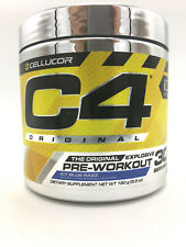 Cellucor C4 Original Preworkout Powder Drink Mix - 30 Servings - Icy Blue Razz
