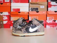 Nike Dunk Crocodile Rare Uk7 US8 Eu41 Og Air Max Jordan Sb