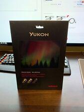AudioQuest Yukon Male XLR to Female XLR Cable - 6.56 ft. (2m) - 2-Pack
