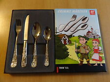 Kinderbesteck Grimms Märchen  Fa. Zwilling children`s cutlery