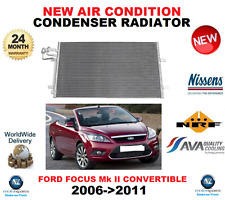 Pour Ford Focus Mk II Convertible Air Conditionné Condensateur 2006- >2011 1.6