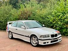 1992 BMW 3 Series 325i White M3 LTW Track Car e36 Rollcage AST Suspension Coupe