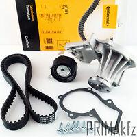 CONTI CT881 Zahnriemen + Spannrolle Wasserpumpe Ford Mazda 2 Volvo 1.25 1.4 1.6