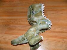 Child One Size Fits Most T Rex Dinosaur Dino Plush Halloween Costume Hat New